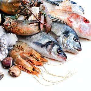 Рыба и морепродукция