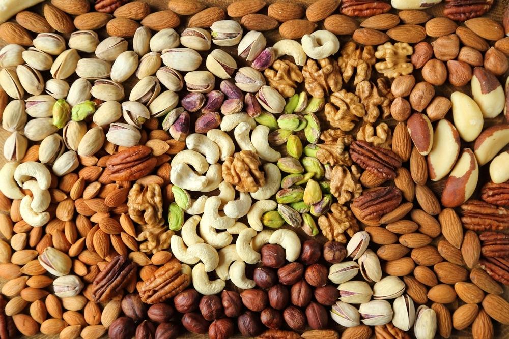 Мы жарим арахис, бобовые, фисташки и другие орехи